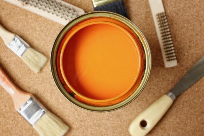 preparation peinture